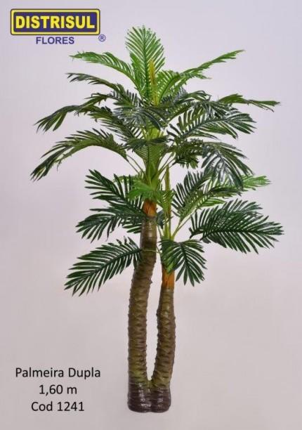 1241 - Palmeira Dupla