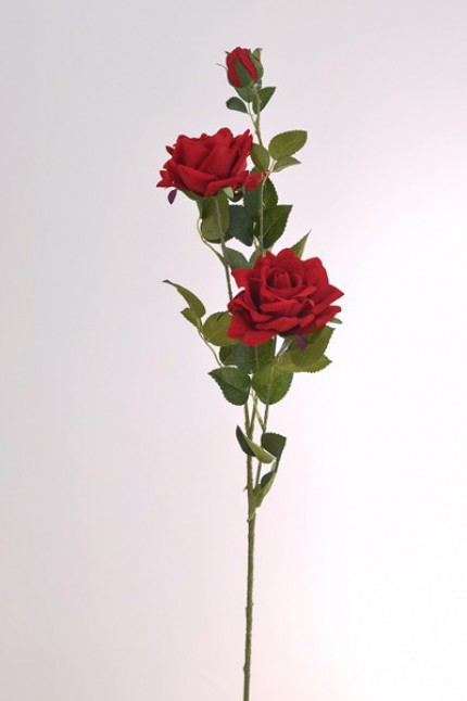 1134 - Haste rosa 120cm