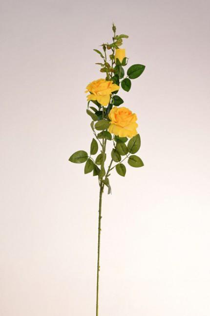 1138 - Haste Rosa 140cm