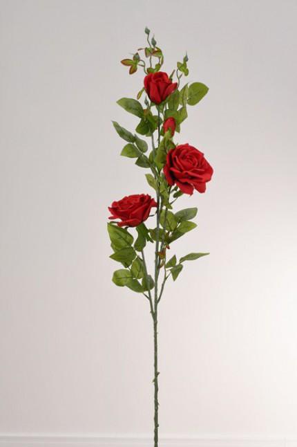 1139 - Haste rosa 125cm