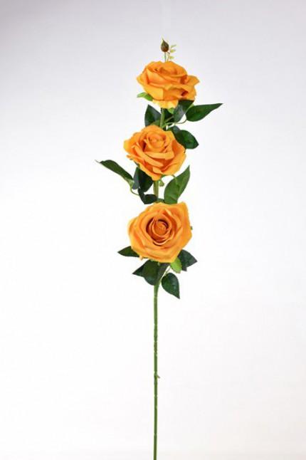 1166 - Haste Rosa 87cm