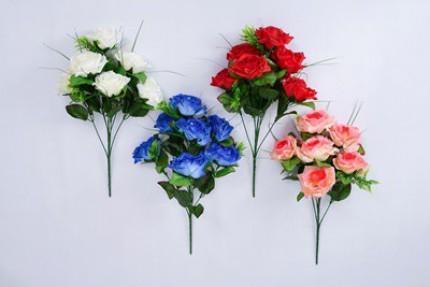 1421 - Buque Rosas 50cm