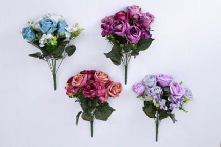 1477 - Buque Rosas 45cm