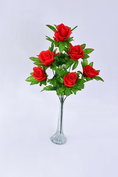 1488 - Buque Rosas 58cm