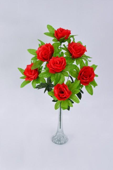 1489 - Buque Rosas 58cm