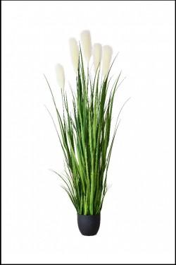 YF22018 - Capim Com Flor 1.40 Cm