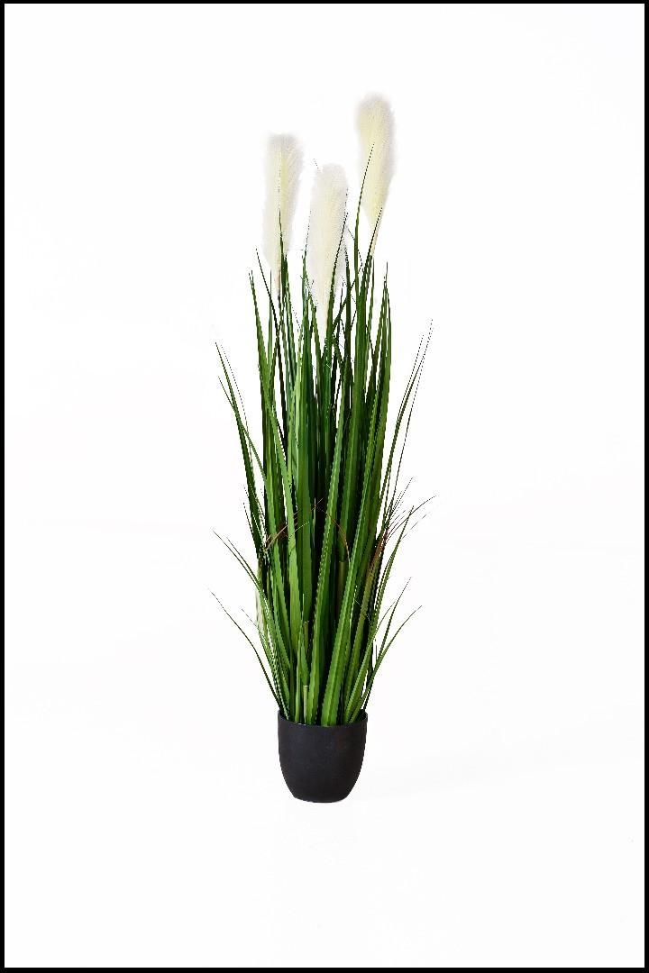 YF32018 - Capim Com Flor 1.20 Cm