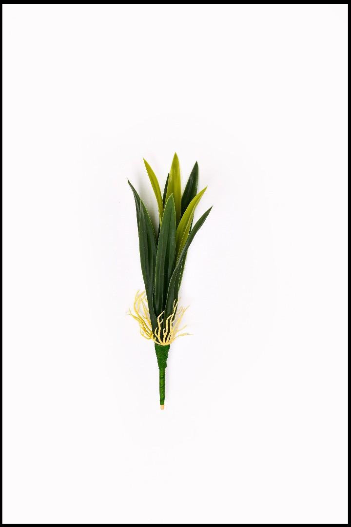 WK18065 - Folha de Orquídea - 30 Cm
