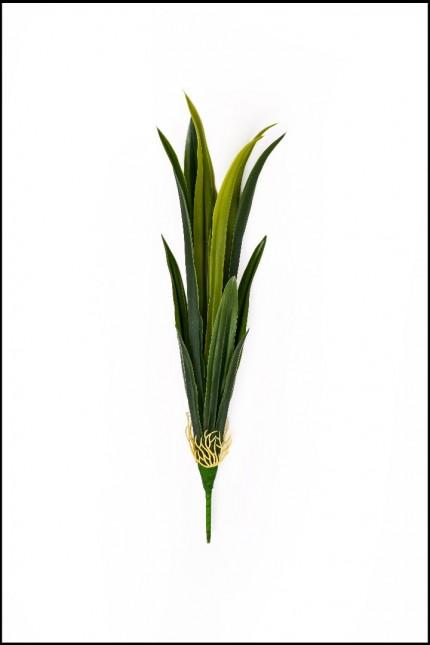 WK180657 - Folha de Orquídea - 55 Cm